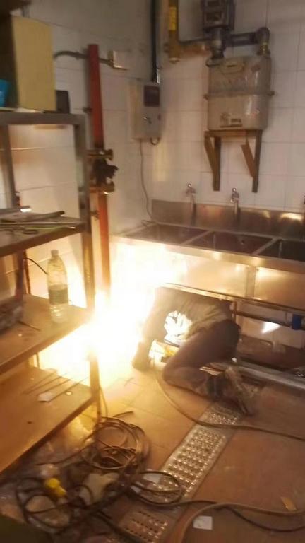 天然气管道维修安装